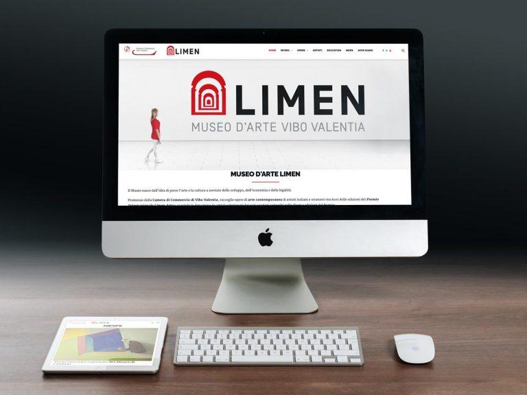 Museo Limen - Sito Web Aziendale